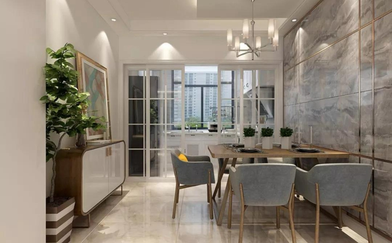 现代家居设计,金域明珠